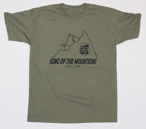 NEW! BEEMER GS TShirt GS KING OF THE MOUNTAINS